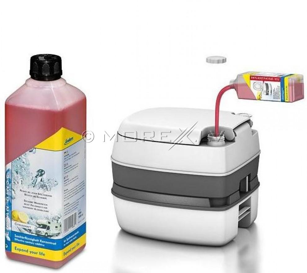 Жидкость для верхнего бака Enders Ensan Rinse 1L - 1литр (50ml/10l)