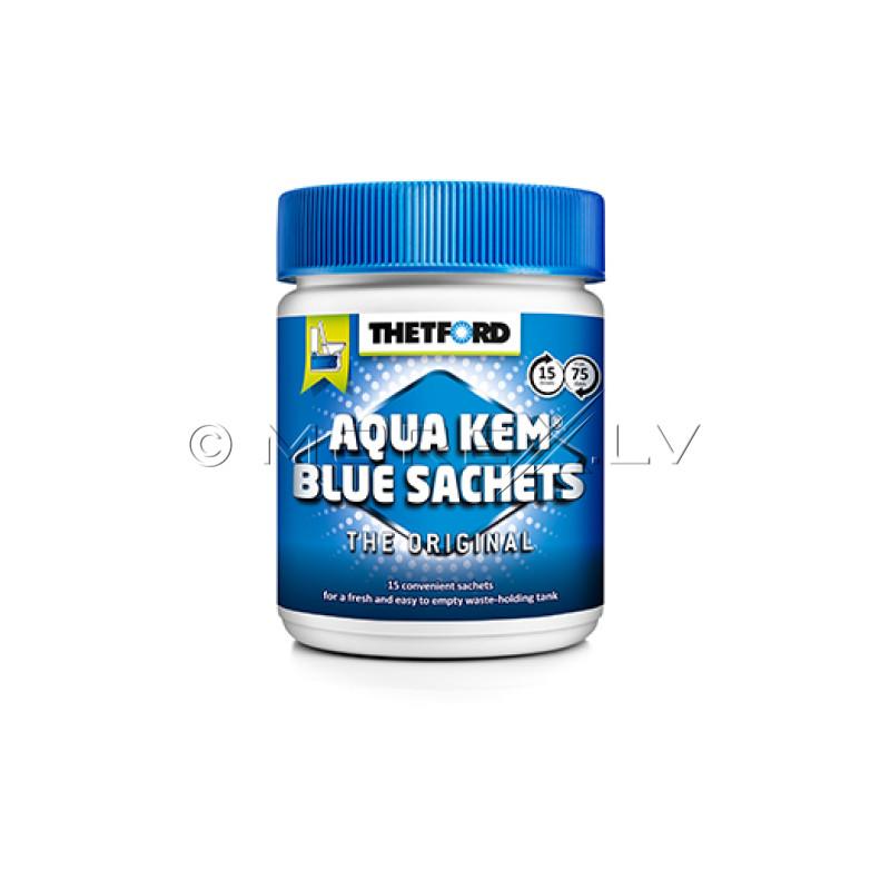Thetford Aqua Kem® Blue Sachets (Can) 15 таблеток для нижнего бака